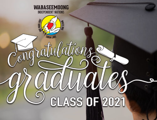 Congratulations to all of our 2021 Graduates!