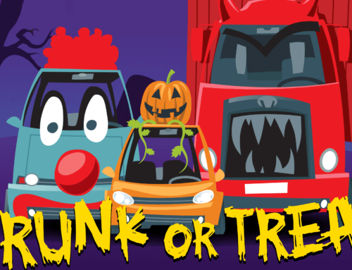 Trunk or Treat Car Decorating Contest/Parade