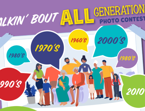 Talkin' Bout All Generations Photo Contest!
