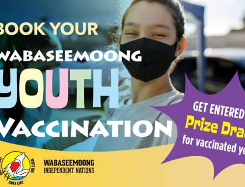 Book Your Wabaseemoong Youth Vaccination