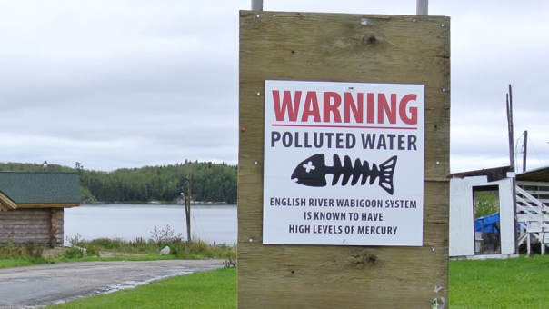 Polluted Water Warning
